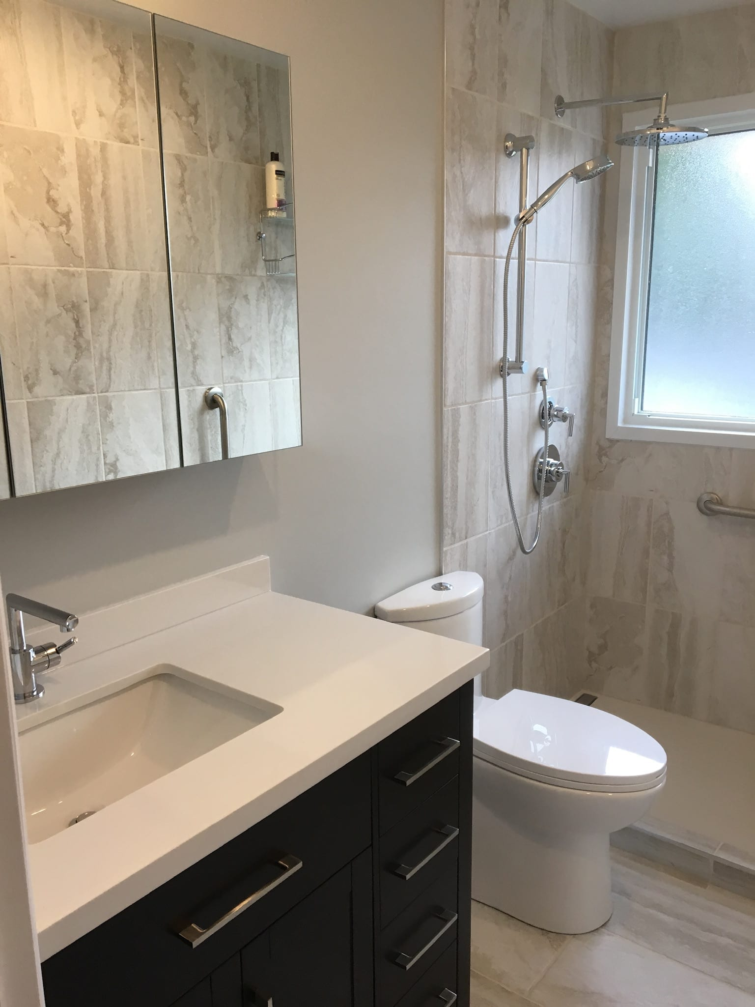 Bathrooms | Capolavoro Renovation Inc
